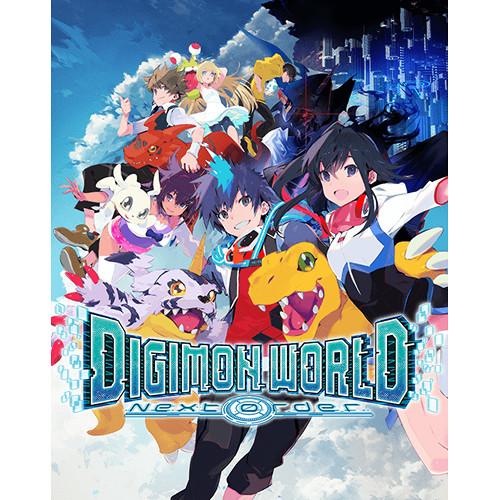 BANDAI NAMCO Digimon World: Next Order (PS4)