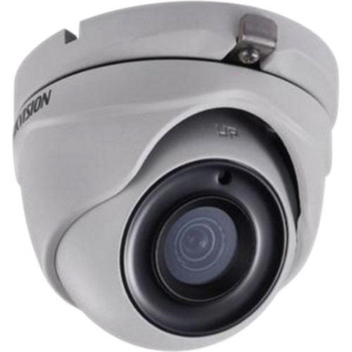 Hikvision (DS-2CE56D7T-ITM-3.6MM) TurboHD 1080p Analog Outdoor Turret Camera with 3.6mmFixed Lens