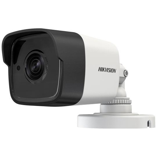 Hikvision (DS-2CE16D7T-IT-2.8MM) 2MP WDR EXIR Bullet Camera with 2.8mm Fixed Lens and Night Vision
