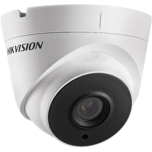 Hikvision (DS-2CE56D7T-IT3-2.8MM) 2MP WDR EXIR Turret Camera with 2.8mm Fixed Lens