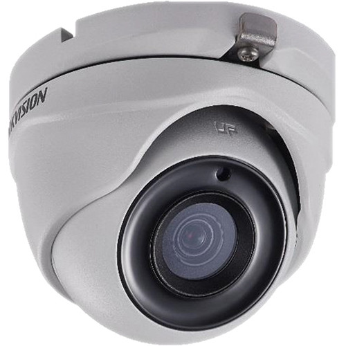 Hikvision (DS-2CE56D7T-ITM-2.8MM) TurboHD 1080p Analog Outdoor Turret Camera with 2.8mmFixed Lens