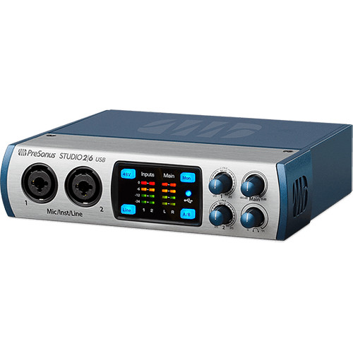 PreSonus Studio 26 - usb interface