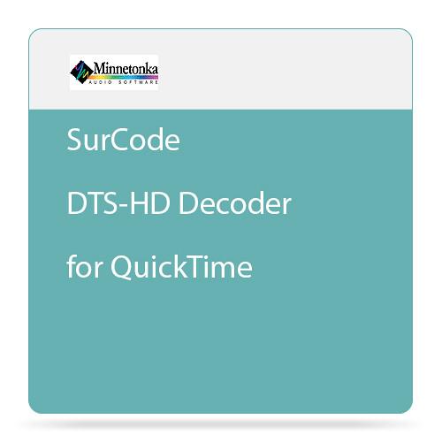 Minnetonka Audio SurCode DTS-HD Decoder 3001-00104-000 B&H Photo