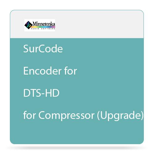 Minnetonka Audio SurCode Encoder for DTS-HD 3001-00118-000 B&H