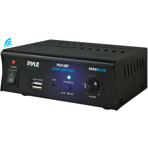 Pyle Pro (PCA12BT) PCA12BT Stereo Power Amplifier