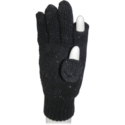 Freehands Men's Insulated Knit Gloves