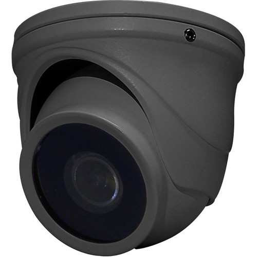 Speco Technologies (HINT71TG) Intensifier T 2MP Outdoor HD-TVI Mini Turret Camera (Dark Gray)