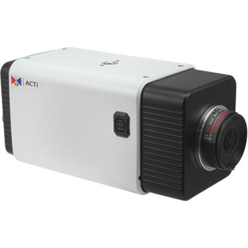 ACTi (A21) A21 3MP Network Box Camera