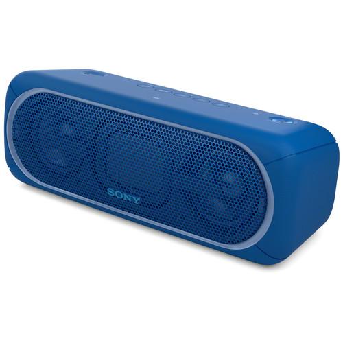 Sony (SRSXB40/BLUE) SRS-XB40 Bluetooth Speaker (Blue)