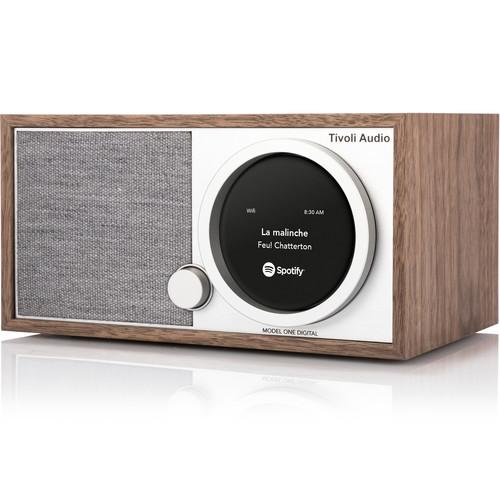 Tivoli (M1DWAL) ART Collection Model One Digital Radio (Walnut/Gray)