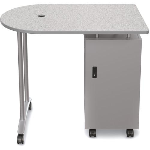 Balt (91170) Mobile Teacher Workstation (Gray Nebula)