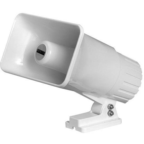 Speco Technologies 30W Dual Tone Alarm Siren (5 x 8
