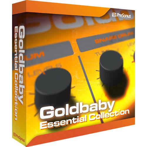 PreSonus Goldbaby Essentials (Download)