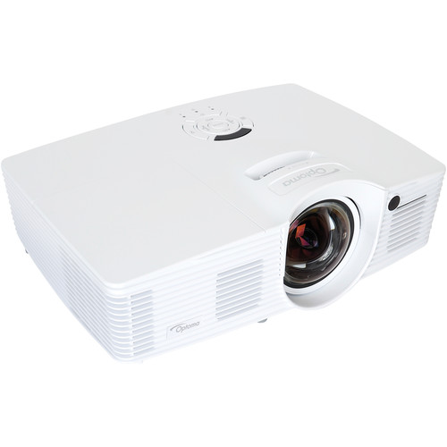Optoma Technology (GT1080DARBEE) GT1080Darbee Full HD DLP Home Theater Projector