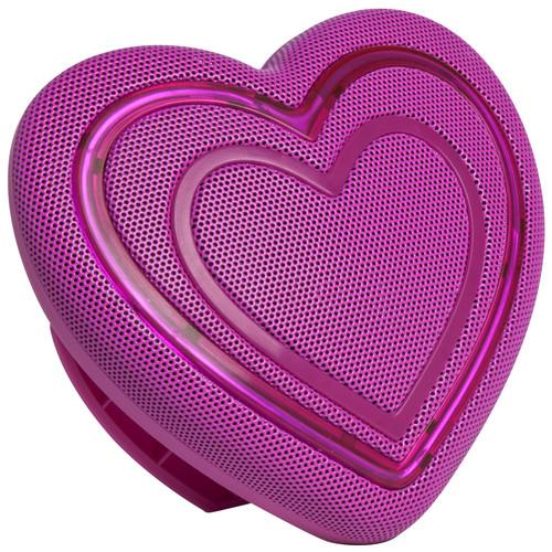 jam (HX-PEM06) Jamoji Bluetooth Wireless Speaker (Heart)