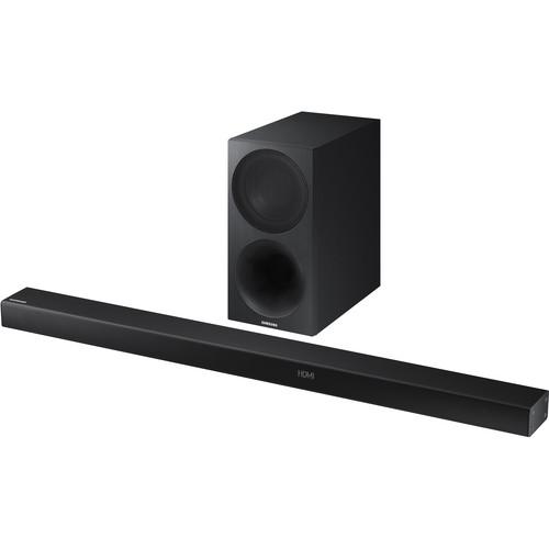 Samsung (HW-M550/ZA) HW-M550 340W 3.1-Channel Soundbar System