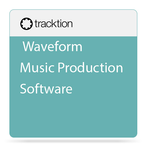 tracktion Waveform 9 Basic - Music Production Software (Download)