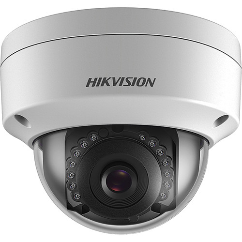 Hikvision (DS-2CD2155FWD-I 6MM) 5MP Outdoor Vandal-Resistant Outdoor Network Dome Camera with 6mm Lens