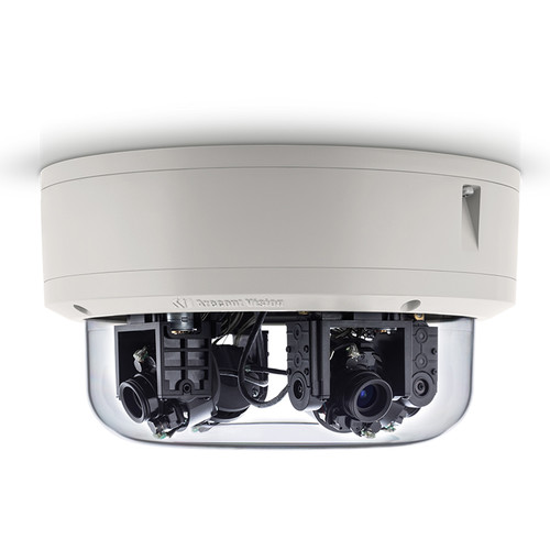 Arecont Vision (AV12375RS) AV12375RS SurroundVideo Omni G3 12MP Outdoor Network Dome Quad Camera