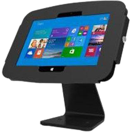 Maclocks Space Surface Tablet Enclosure 360 All-in-One Kiosk for Surface  Pro 3 (Black)