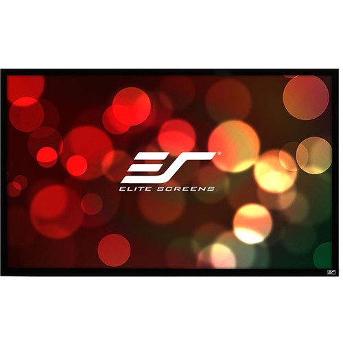 Elite Screens 114 Ezframe 2 Series Scrn Fixed Frame