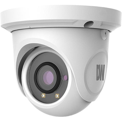 Digital Watchdog MEGApix 4MP Outdoor Network Turret Camera with 2 8mm Lens  & Night Vision