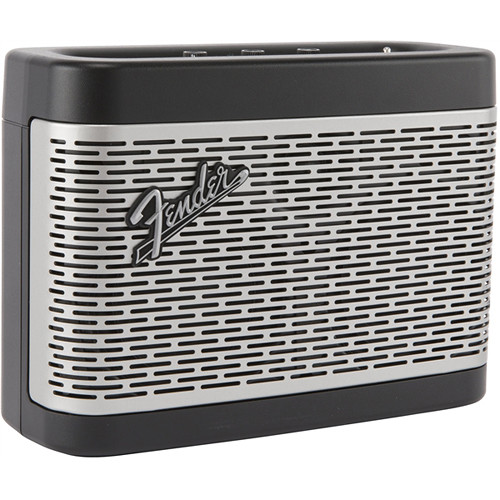 Fender (NEWPORT BLUETOOTH SPEAKER) Newport Bluetooth Speaker (Black)