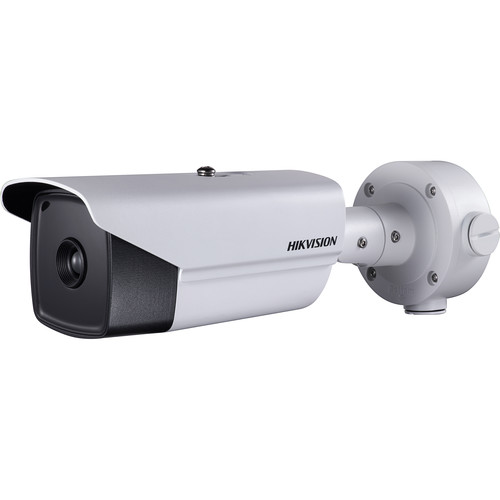 Hikvision (DS-2TD2136-25) DS-2TD2136 Outdoor Thermal Network Bullet Camera with 25mm Lens