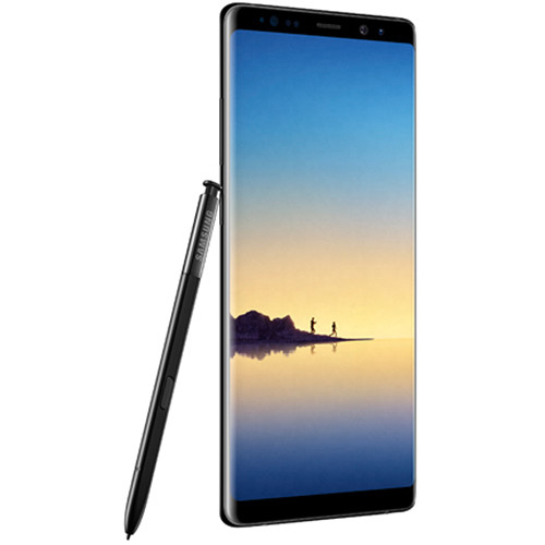 Samsung Galaxy Note 8 SM-N950U 64GB Smartphone (Unlocked, Midnight Black)