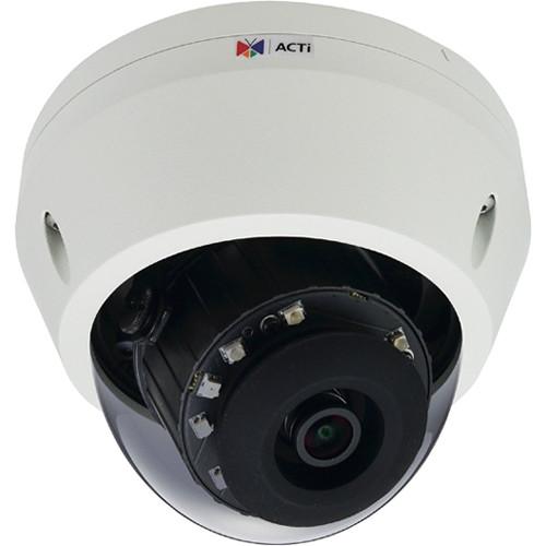 ACTi (E710) E710 3MP Outdoor Network Dome Camera with Night Vision