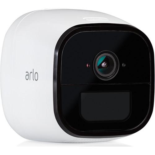 (VML4030-1T9NAS) Arlo Go VML4030-1T9NAS 720p Outdoor Cellular Network Camera with Night Vision
