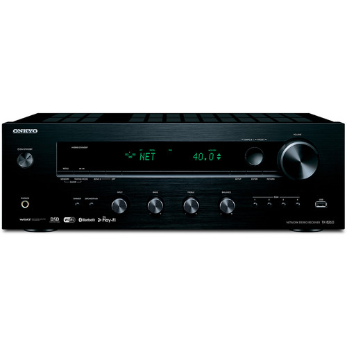 Onkyo (TX-8260) TX-8260 Network Stereo Receiver