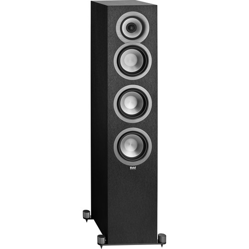 ELAC (UF51-BK) Uni-Fi UF5 3-Way Floorstanding Speaker (Single)