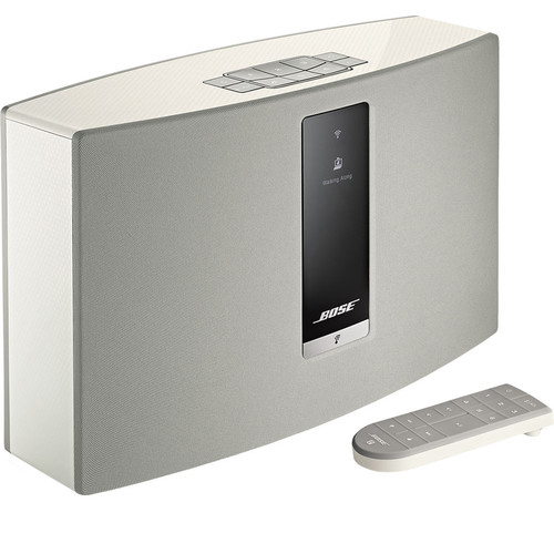 Bose (738063-1200) SoundTouch 20 Series III Wireless Music System (White)