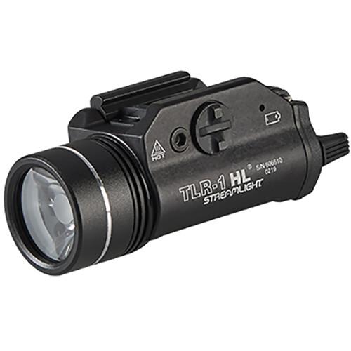 Streamlight 69262 Rail Mounted TLR-1 HL 800 Lumen LED Flashlight Long Gun Kit
