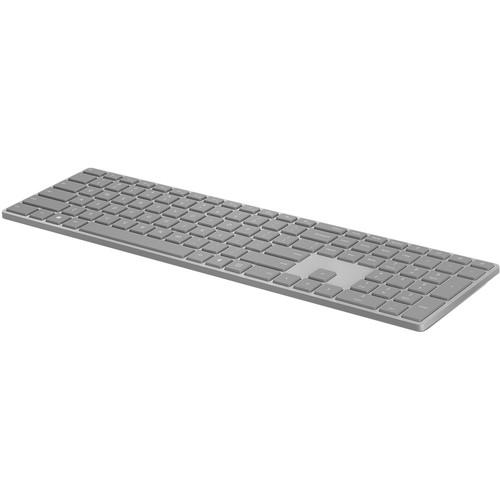 Microsoft (EKZ-00001) Wireless Modern Keyboard with Fingerprint ID