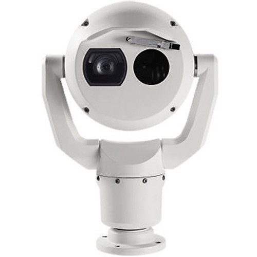 Bosch (MIC-9502-Z30GQS) MIC IP fusion 9000i 2MP Outdoor Dual Thermal/Visible Network PTZ Camera (9 Hz, Gray)