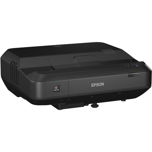 Epson (V11H879520) Home Cinema LS100 WUXGA Laser 3LCD Home Theater Projector
