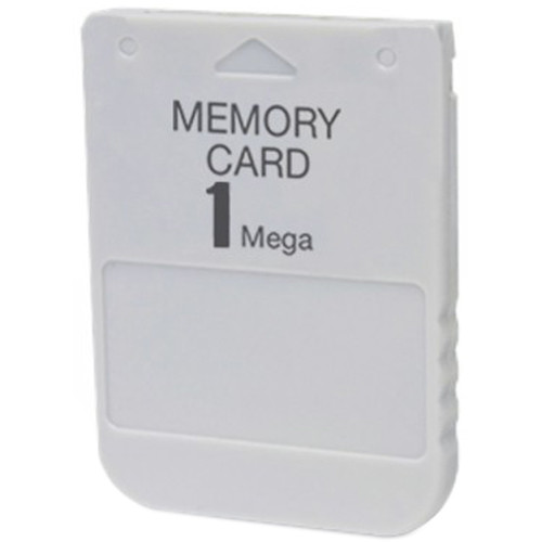 HYPERKIN Tomee 1MB Memory Card (PS1)