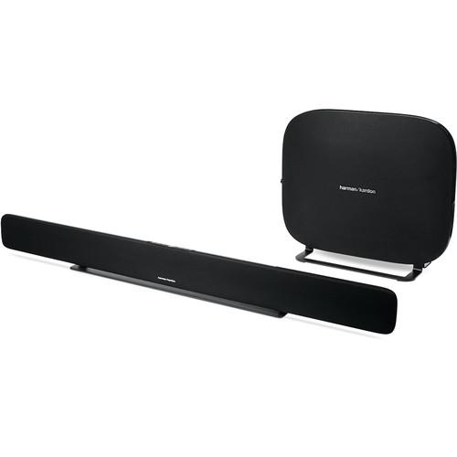 Harman Kardon Omni Bar+ 5.1-Ch Soundbar with Wireless Subwoofer