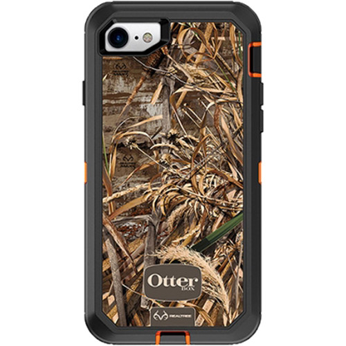 buy online ec0b6 8f5cf OtterBox Defender Series Case for iPhone 7/8 (Realtree Xtra Camo)
