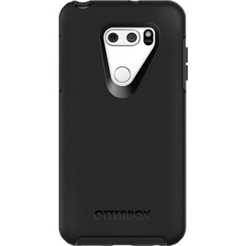 the best attitude da958 37dd2 OtterBox Symmetry Series Case for LG V30/V30+ (Black)
