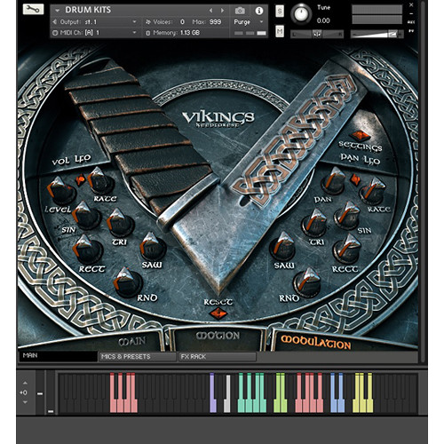 KeepForest Vikings Expansion: Cinematic Metal Toolkit - Sound Effect and  Scoring Instrument Library (Download)