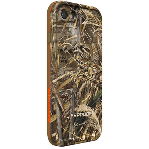 size 40 0fa33 2f5a6 LifeProof frē Case for iPhone 7/8 (Realtree Max 5 Orange)