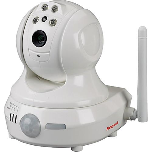 Honeywell (IPCAM-PT2A) iPCAM-PT2A 720p Pan/Tilt Wi-Fi Turret Camera