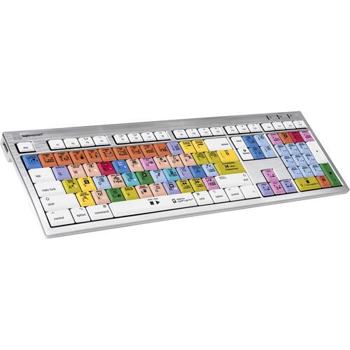LogicKeyboard (LKBU-LOGXP2-CWMU-US) ALBA Mac Logic Pro X Keyboard (American English)