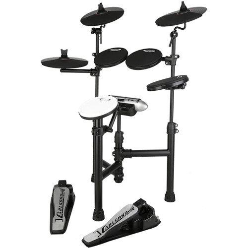 Carlsbro CSD120 8-Piece Electronic Drum Kit with Drum Module