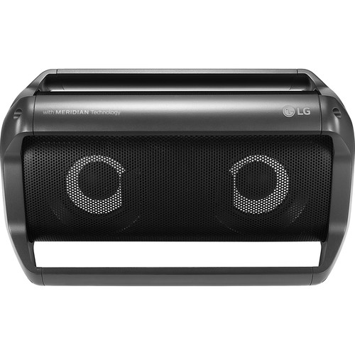 LG (PK5) PK5 Portable Bluetooth Speaker with Meridian Technology