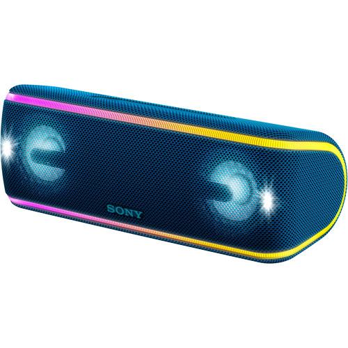 Sony (SRSXB41/L) SRS-XB41 Portable Wireless Bluetooth Speaker (Blue)