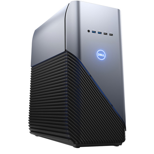 Dell (I5680-5790BLU) Inspiron 5000 Series 5680 Gaming Desktop Computer